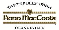 Fionn MacCool's Crossiron Logo